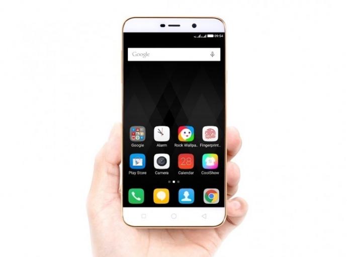 Компания Coolpad представила стодолларовый смартфон Note 3 Lite со сканером отпечатков (1)