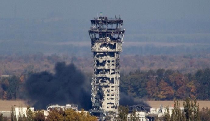 Боевики ДНР бегут с позиций в Донецком аэропорту - разведка