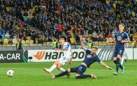 """Лига Европы: """"Динамо"""" - """"Мальме"""", видео голов и счет"""