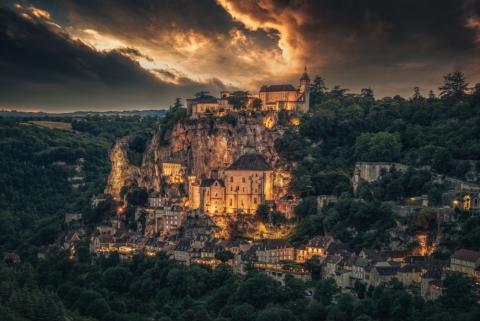 Самые красивые деревушки, которые словно сошли со страниц сказочных книг (20 фото) (20)