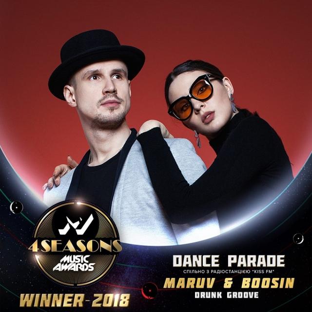 M1 Music Awards 2018: названы лучшие артисты года (6)