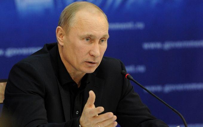 Путін знову висунув Україні кілька умов по Донбасу