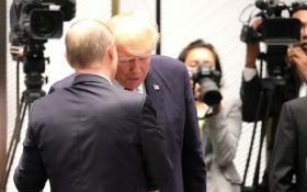 СМИ: Путин передал Трампу документ с рядом предложений