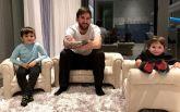 Один з кращих футболістів світу став батьком втретє: опубліковано фото