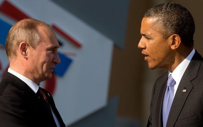 Путін схиляє Обаму до сумної для України угоди - західні ЗМІ