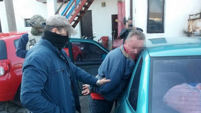СБУ затримала російського шпигуна: опубліковані фото (1)