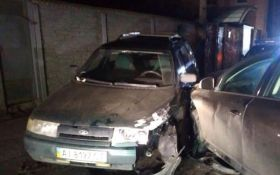 Під Києвом сталася п'яна ДТП: підозрюють чиновника