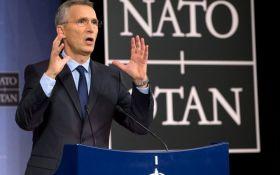 Это четкий сигнал: генсек НАТО раскритиковал позицию Италии по пересмотру антироссийских санкций