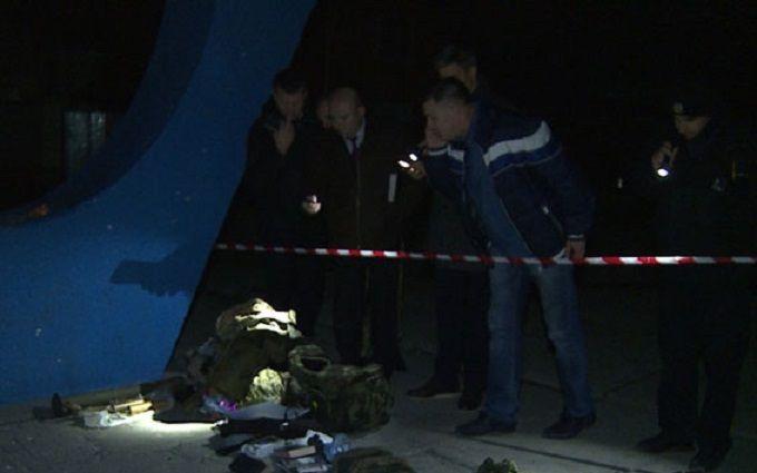 В Виннице в результате взрыва погиб военнослужащий, еще три человека ранены: опубликованы фото