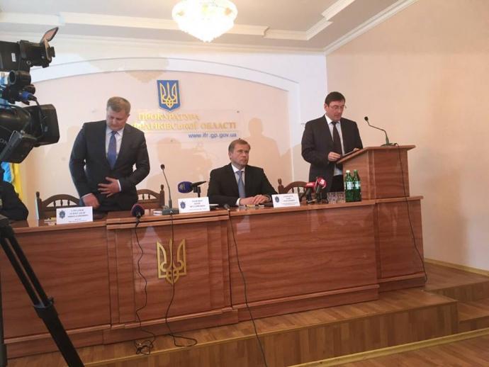 Луценко забезпечив головними прокурорами одразу три області: з'явилися фото (2)