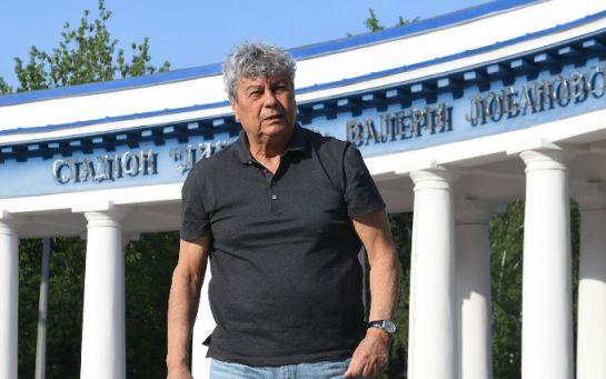 Радикально не меняю - Луческу наконец раскрыл свои планы в Динамо