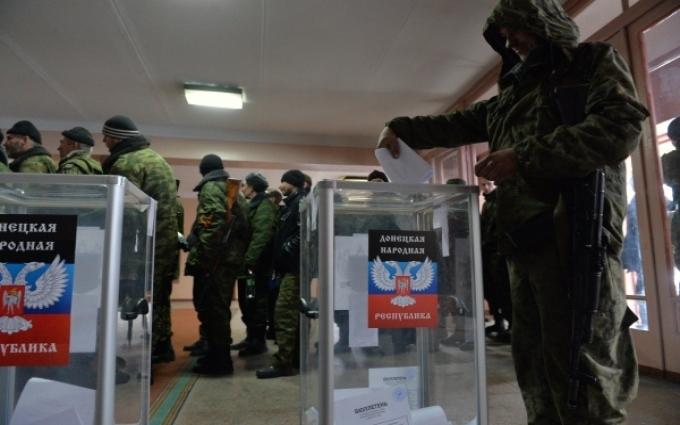 Ватажки ДНР і ЛНР видали спільну заяву про вибори на Донбасі