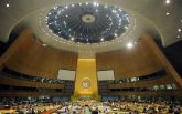 Делегация России сделала демарш перед выступлением друга Украины в ООН