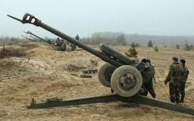 Война на Донбассе: боевики ДНР несколько раз вели обстрелы из запрещенной артиллерии