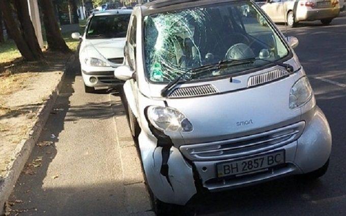 У центрі Одеси крихітне авто на смерть задавило жінку: з'явилися фото