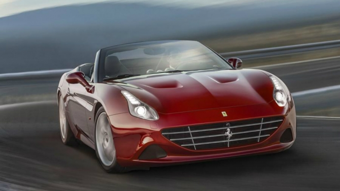 Ferrari California T получит спорт-пакет Handling Speciale