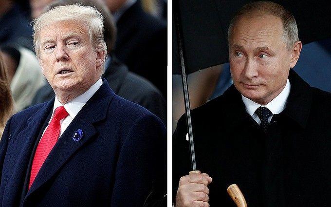 """Трамп неочікувано розповів про """"справжню змову з Росією"""""""