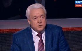 Экс-регионал оконфузился на росТВ и захотел в Донецк: появились забавные детали