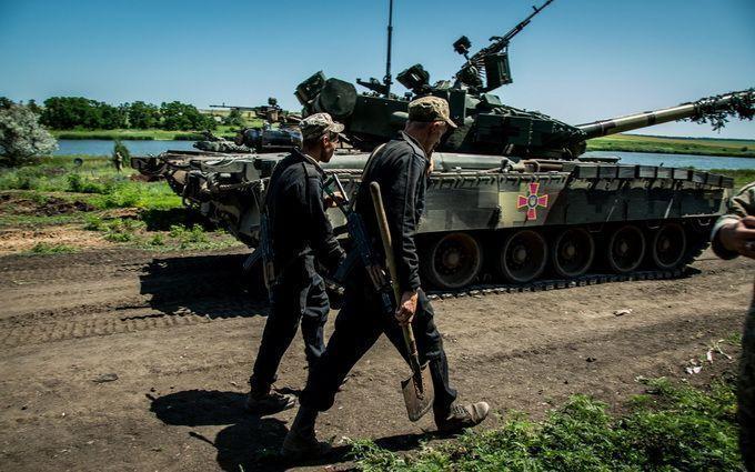 Сутки в ООС: боевики увеличили количество обстрелов на Донбассе