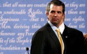 Трамп-младший признался в контактах с Wikileaks во время выборов в США 2016