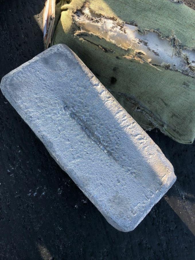 У Росії літак розгубив тонни золота і діамантів: з'явилися фото і відео (1)