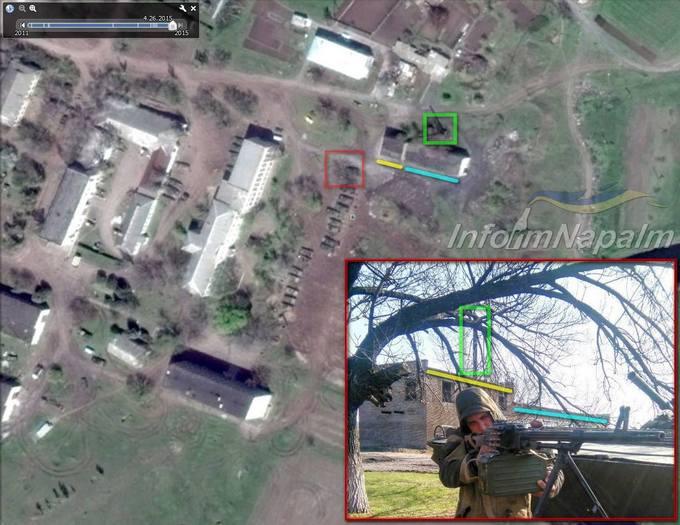 На Донбасі засікли нових військових Росії: опубліковані фото (2)