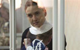 """""""Я не можу дозволити собі платних адвокатів"""": Савченко попросила безкоштовного держзахисника"""