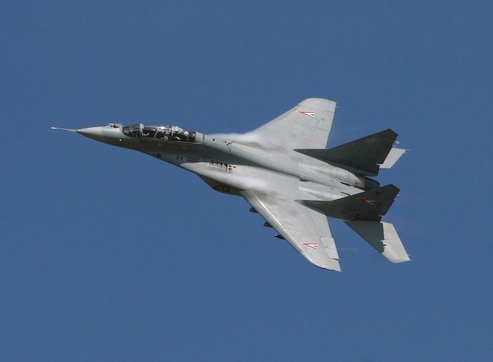 """Розробка першого українського винищувача: з'явилися подробиці про """"аналог МіГ-29"""" (1)"""