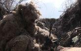 Как работают украинские снайперы в зоне АТО: появилось видео