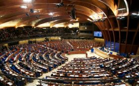 На засіданні ПАРЄ обговорили варіанти відповіді на агресію РФ: з'явилося відео