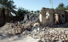 На границе Ирана и Ирака произошло мощное землетрясение, сотни погибших