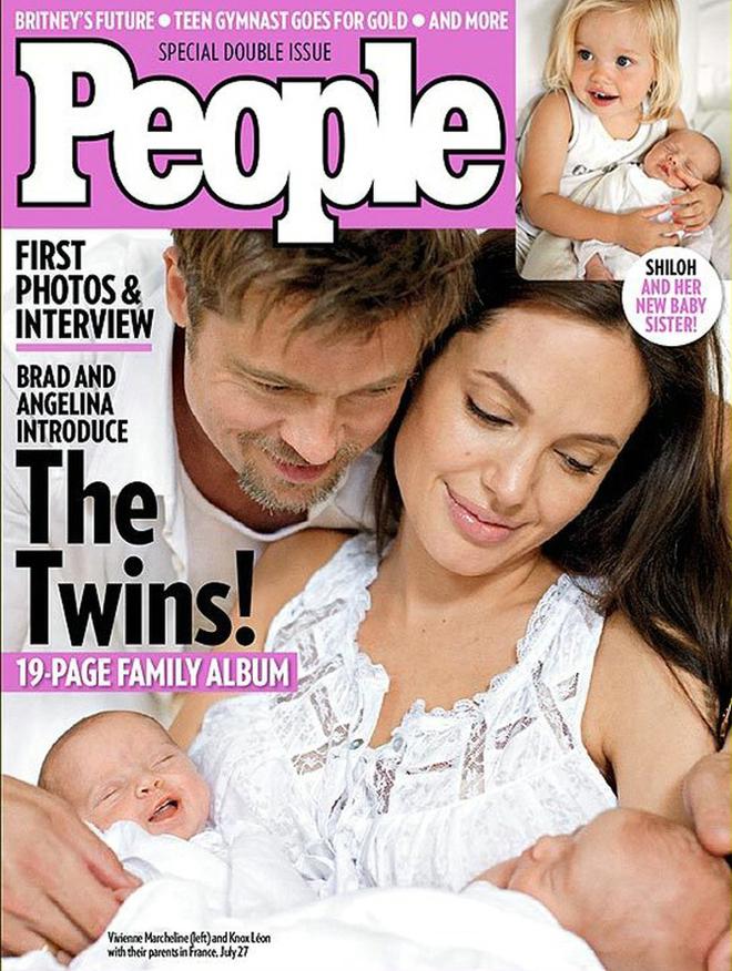 Як пройшли 12 років Бранджеліни: історія кохання Пітта і Джолі у фотографіях (4)
