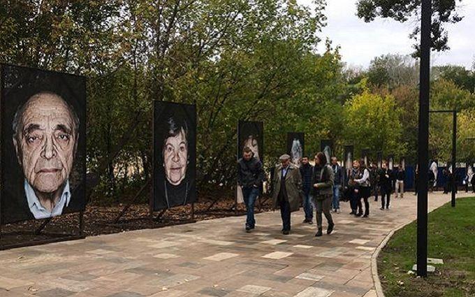 75 років трагедії в Бабиному Яру: в Україні показали пронизливі фото