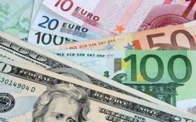 Курсы валют в Украине на пятницу, 20 апреля