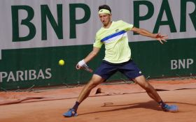 Украинский теннисист-патриот победил в квалификации на Roland Garros
