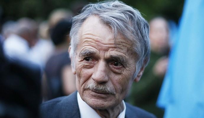 """Неизвестные просили внука Джемилева """"отправиться с ними поговорить"""""""