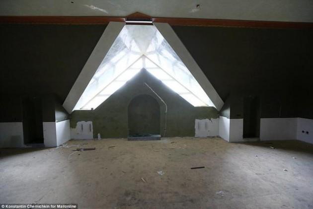 На Западе появились впечатляющие фото разграбленного дворца Пшонки (14)