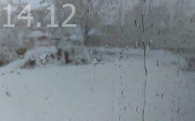 Прогноз погоды в Украине на 14 декабря