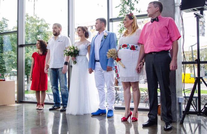 Київ приєднався до пілотного проекту Мін'юсту «Шлюб за добу» (1)