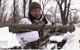 Украинские военные показали отвоеванное у россиян оружие: опубликовано видео