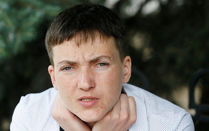 Журналіст заявив про скандальний вчинок Савченко на Донбасі