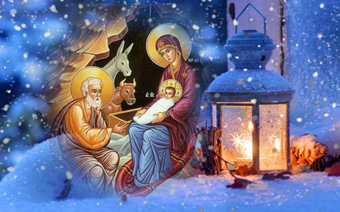 Кращі привітання з Різдвом у віршах, СМС і листівках
