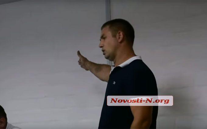 Миколаївський мажор спробував виправдатися в суді: з'явилося відео