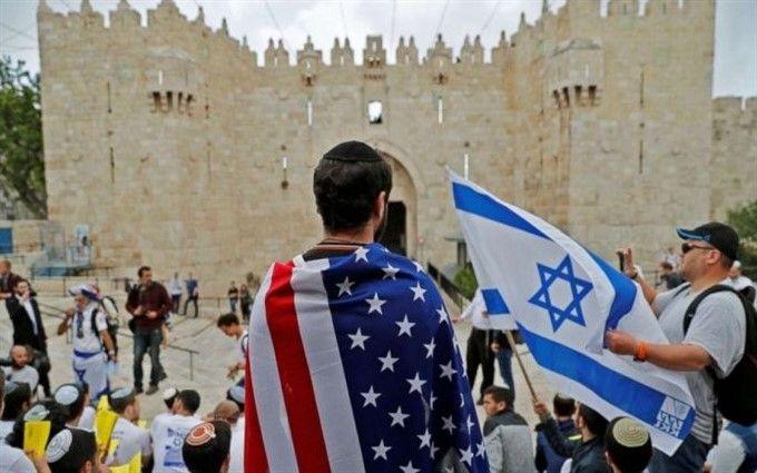 В Иерусалиме на фоне протестов открыли посольство США: опубликованы фото