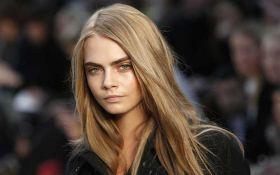 Кара Делевинь лишилась волос: появились фото лысой актрисы