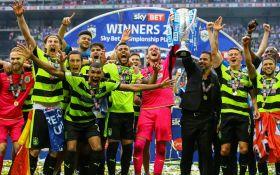 Легендарная команда впервые за 45 лет вышла в элиту английского футбола: опубликовано видео