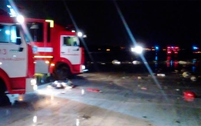В катастрофе Boeing в России погибли семь украинцев