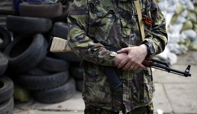 Неподалеку Мариуполя боевики ДНР устроили вооруженную провокацию - штаб АТО