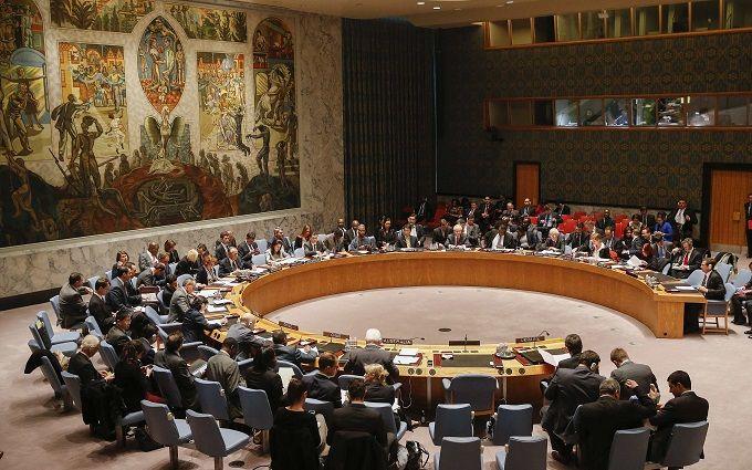 ООН відреагувала на прохання України зібрати Радбез через Крим