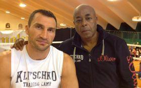 Тренер Кличко назвал причину поражения в бою с Джошуа